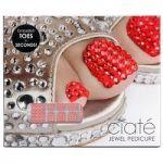 Ciate Jewel Pedicure Ruby Slippers
