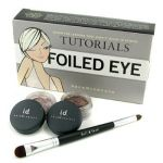 Bare Escentuals BareMinerals Folied Eye Tutorials: Glimmer 0.57g + Glimpse 0.57g + Foil & Fuse Eye Brush 3pcs