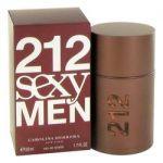 Carolina Herrera 212 Sexy Men Eau De Toilette Spray 50ml