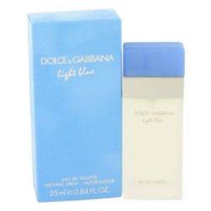 Dolce & Gabbana Light Blue Eau De Toilette Spray 25ml