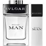 Bvlgari Man Eau De Toilette Spray 100ml + Eau De Toilette Spray 15ml