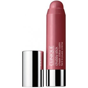 En Ucuz Clinique Chubby Stick Cheeks Colour Balm - # 04 Plumped Up Peony Fiyatı