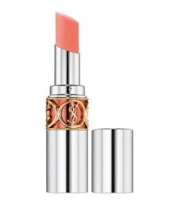 En Ucuz Yves Saint Laurent Volupte Sheer Candy Lipstick (Glossy Balm Crystal Color) - # 02 Dewy Papaya Fiyatı
