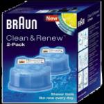 Braun CCR2 Temizleme Sıvısı Synchro 2'li