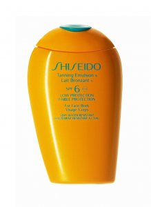 En Ucuz Shiseido Tanning Emulsion SPF 6 (For Face & Body) Fiyatı