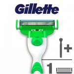 Gillette Mach3 Sensitive Tıraş Bıçağı