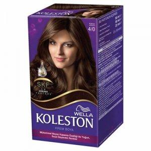 En Ucuz Koleston Set 4/0 Kahve Saç Boyası Fiyatı