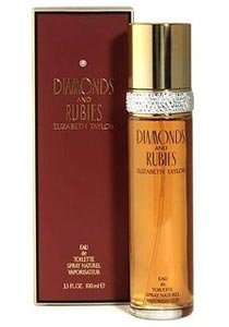 Elizabeth Taylor Diamonds & Rubies Eau De Toilette Spray 100ml