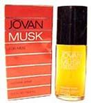 Jovan Musk Cologne Spray 88ml