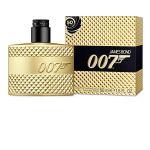 James Bond 007 Eau De Toilette Spray (Limited Edition Gold) 50ml