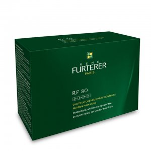 Rene Furterer RF 80 Concentrated Hair Loss Treatment (Formula for Women) 12x5ml