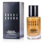 Bobbi Brown Moisture Rich Foundation SPF15 - #4 Natural 30ml