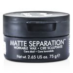 Tigi Bed Head B For Men Matte Separation Workable Wax 75g/2.65oz