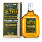L`Occitane Vetyver Eau De Toilette Spray 100ml