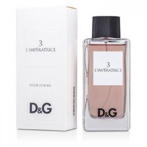 Dolce & Gabbana D&G Anthology 3 L`Imperatrice Eau De Toilette Spray 100ml