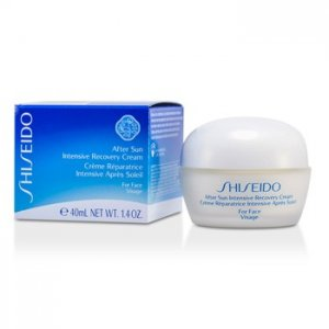 Shiseido After Sun Intensive Recovery Cream (For Face) 40ml