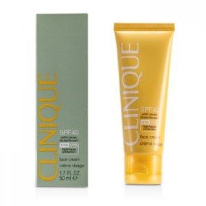 Clinique Sun SPF 40 Face Cream UVA/UVB 50ml