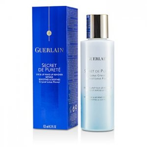 En Ucuz Guerlain Secret De Purete Biphase Eye & Lip MakeUp Remover (Smoothes & Soothes) Fiyatı