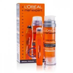 En Ucuz L`Oreal Men Expert Set: Hydra Energetic Turbo Booster + Ice Cool Eye Roll-On 2pcs Fiyatı