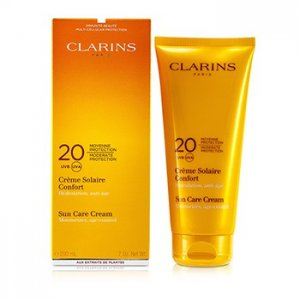 Clarins Sun Care Cream Moderate Protection 20 UVB/UVA 200ml