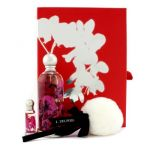 Jesus Del Pozo Halloween Kiss Coffret: Eau De Toilette Spray 100ml + Glitter Body Powder 5g/0.17oz+ Miniature 4ml 3pcs