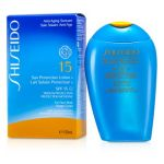 Shiseido Sun Protection Lotion N SPF 15 (For Face & Body) 150ml