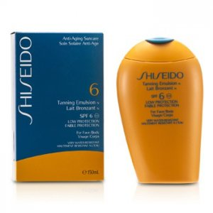 En Ucuz Shiseido Tanning Emulsion SPF 6 (For Face & Body) Fiyatı