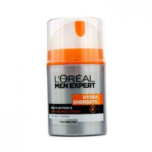 L Oreal Men Expert Hydra Energetic Multi Action 8 Reviving Moisturiser 50ml