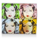 NARS Andy Warhol Collection Debbie Harry Eye And Cheek Palette (4x Eyeshadows 2x Blushes) 6pcs