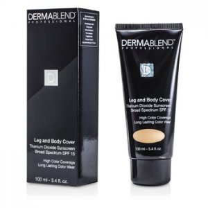 En Ucuz Dermablend Leg & Body Cover Broad Spectrum SPF 15 (High Color Coverage & Long Lasting Color Wear) - Suntain Fiyatı