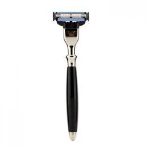 The Art Of Shaving Classic Mach 3 Razor - Black Tıraş Bıçağı