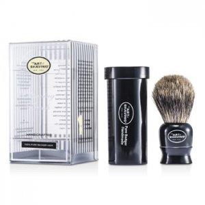 The Art Of Shaving Travel Pure Badger - Black Tıraş Fırçası