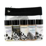 Cowshed Pocket Cow Bath & Body Set: Shampoo + Conditioner + Soothing Shower Gel + Invigorating Shower Gel + Body Lotion + Bag 5x30ml+1bag