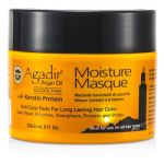 Agadir Argan Oil Keratin Protein Moisture Masque (Anti Color Fade For Long Lasting Hair Color Ideal For Use on All Hair Types) 236.6ml