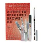 Billion Dollar Brows 3 Steps To Beautiful Brows Kit: 1x Brow Boost 1x Brow Gel 1x Universal Pencil 3pcs
