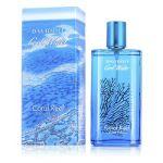 Davidoff Cool Water Coral Reef Eau De Toilette Spray (Limited Edition) 125ml