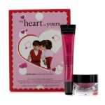 Philosophy My Heart To Yours Lip Duo Kit: Lip Polishing Sugar Scrub 9.92g/0.35oz + Lip Shine 12ml 2pcs