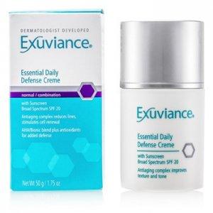 En Ucuz Exuviance Essential Daily Defense Creme SPF 20 (For Normal/ Combination Skin) Fiyatı