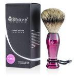 EShave Finest Badger Long Shaving Brush -...