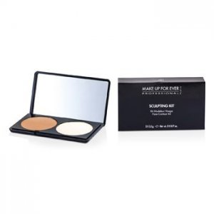 En Ucuz Make Up For Ever Sculpting Kit - # 2 (Neutral Light) 2 x 2. Fiyatı