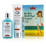 Anthony Shaveworks Skin Royalty Signature Kit: Shave Cream 150g + Targeted Gel Lotion 156ml + Post-Wax Rollerball 10ml 3pcs