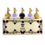 Anna Sui The Boheme Collection Coffret: La Nuit De Boheme Eau De Parfum + 2x La Nuit De Boheme Eau De Toilette + 2x La Vie De Boheme Eau De Toilette 5x4ml