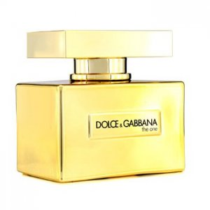 Dolce & Gabbana The One Gold Eau De Parfum Spray (2014 Limited Edition) 75ml