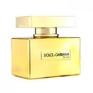 Dolce & Gabbana The One Gold Eau De Parfum Spray (2014 Limited Edition) 50ml