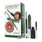 Clinique Eye Makeup Expert - Green 3pcs
