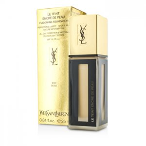 Yves Saint Laurent Le Teint Encre De Peau Fusion Ink Foundation SPF18 - # B20 Beige 25ml