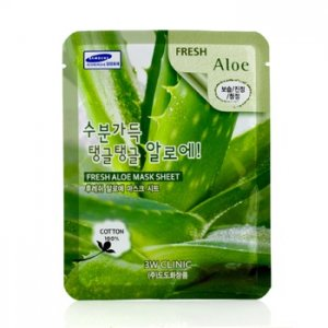 En Ucuz 3W Clinic Mask Sheet - Fresh Aloe 10 adet Fiyatı
