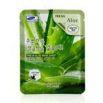 3W Clinic Mask Sheet - Fresh Aloe 10 adet