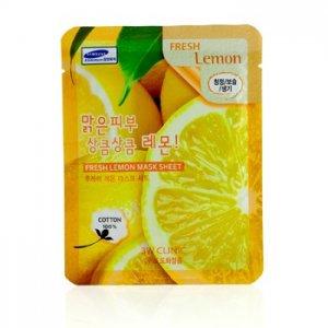 3W Clinic Mask Sheet - Fresh Lemon 10 adet