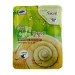 3W Clinic Mask Sheet - Fresh Snail 10 adet
